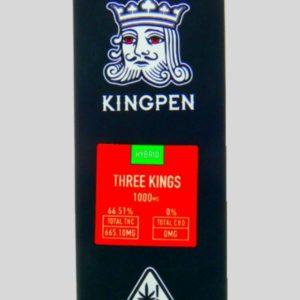Buy three kings vape carts online