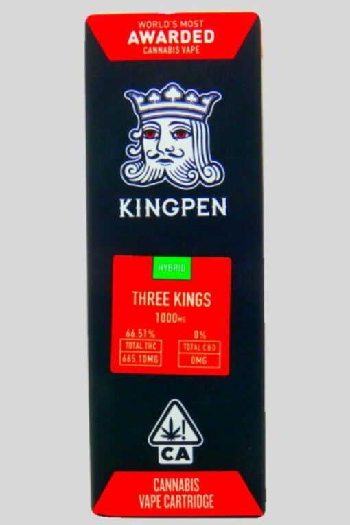 Buy three kings vape carts online