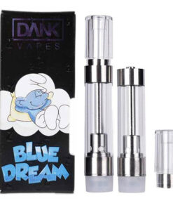 Blue Dream vape cartridges - dankvapes - dank tank
