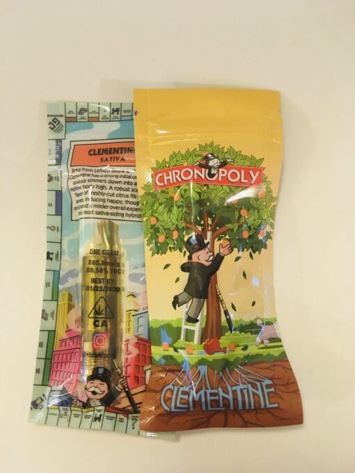 Buy clementine chronopoly carts online