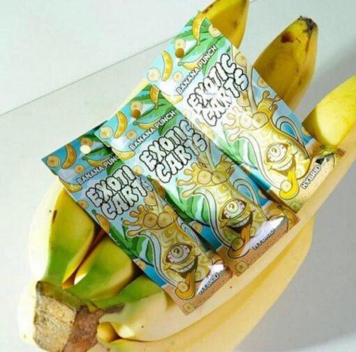 buy exotic carts banana flavors online