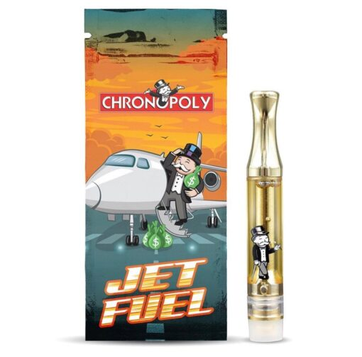 Buy jet fuel chronopoly vape carts online