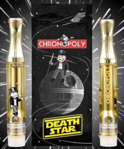 Death star chronopoly vape carts for sale online