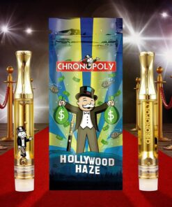 Buy hollywood haze chronopoly carts online