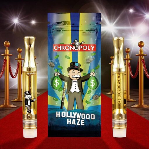 Buy hollywood haze chronopoly carts online