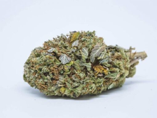 """Bubba Kush is an indica strain that has gained notoriety in the USand beyond for its heavy tranquilizing effects. Sweet hashish flavors with subtle notes of chocolate and coffee come through on the exhale, delighting the palate as powerful relaxation takes over. From head to toe, muscles ease with heaviness as dreamy euphoria blankets the mind, crushing stress while bringing happy moods. Bubba Kush exhibits a distinctive, bulky bud structure with hues that range from forest green to pale purple. Bubba's stocky plant stature and bulky bud structure suggestAfghanidescent, but its genetic origins aren't certain. The breeder whom this strain was named after states that Bubba Kush emerged just after 1996, when anOG Kushpollinated an unknown indica strain obtained in New Orleans. The mother plant was supposedlyNorthern Lights, but the genetically ambiguous indica was simply called """"Bubba."""" Bubba Kush has flourished from its California roots ever since."""